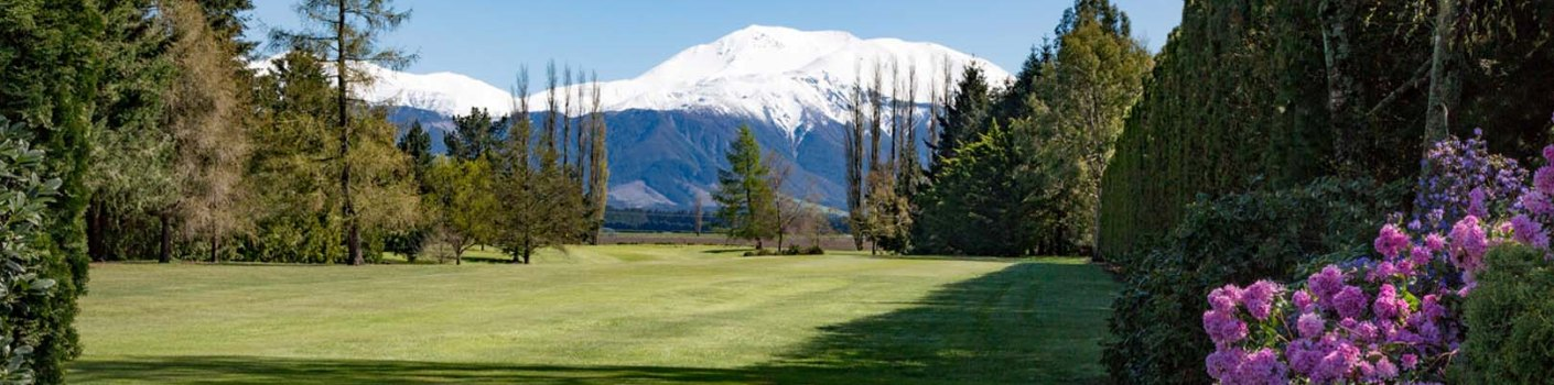 Golfing Package - Brinkley Resort Packages - Methven Mt Hutt