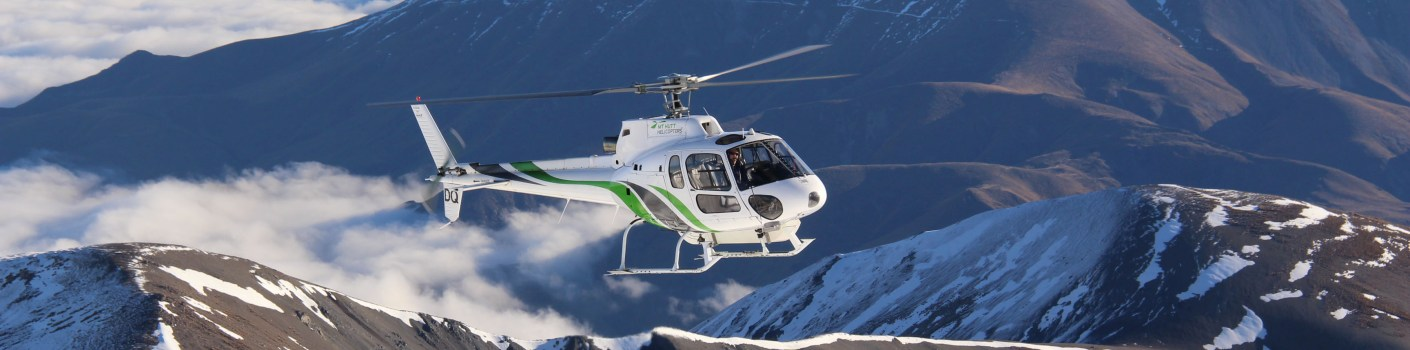 Heli Packages - Brinkley Resort Packages - Methven Mt Hutt