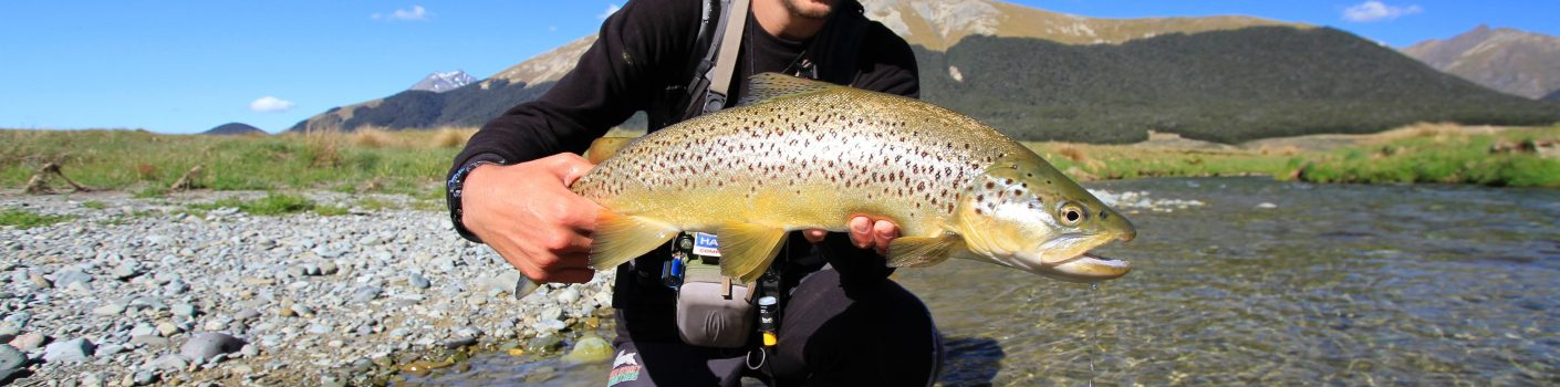Recreational Fishing - Brinkley Resort Packages - Methven Mt Hutt