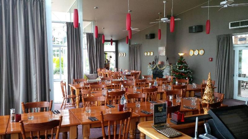 Restaurant (4) - Brinkley Resort - Methven Mt Hutt
